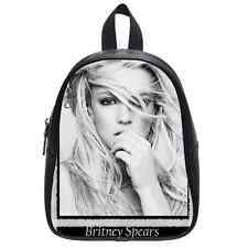 Custom New High Quality Britney Spears Backpack Large School Bag for Kids