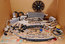 1982 - 1992 Chevy Camaro Pontiac Trans Am SBC Twin Turbo TT 1000hp F-body Fbody
