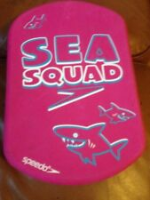 Speedo Sea Squad - Childs Mini Kick Board Float - Pink - Swimming Aid