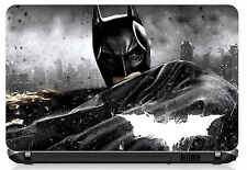 "Batman Inside Logo Laptop Skin 15.6"" - High Quality 3M Vinyl"