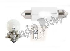 2493 KIT LAMPADE LAMPADINE PIAGGIO SI CIAO SC FL PX BRAVO GRILLO BOXER SUPERBRAV