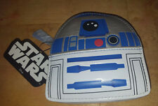 NWT Star Wars Loungefly Disney R2D2 Droid Collectable Coin Purse Bag Collectible