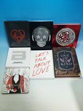 CD SET BIGBANG JAPAN&KOREA G-Dragon Shine A Light Alive SP One of a Kind