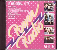 VARIOUS – Power Radio Vol.5 (Sony Music – Germany) TOTO, EUROPE, DR. HOOK