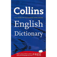 Collins English Dictionary (Paperback)