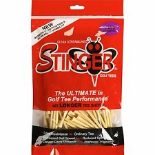 """200 Stinger Golf Tees 3"""" XL Competition Golf Tees"""