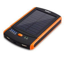 Mp-s6000 Power Bank Portable Mobile External Battery Charger Solar Panel  Iphone