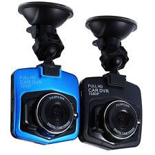 "Car DVR Dash Cam Full HD 1080P 2.4"" TFT LCD GT300 G-sensor Video Camera Recorder"