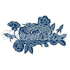 Tattered Lace Cutting Die - Bird's Nest - ETL396 - New Out