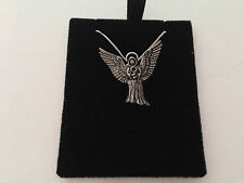 C17 Flying Angel on a 925 sterling silver Necklace Handmade 26 inch chain
