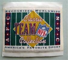 """Classic Team NFL Collection AFC NFC 4 1/4"""" Patch"""