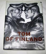 Tom of Finland The Art of Pleasure by Micha Ramakas 2004 Hard Cover Book Taschen