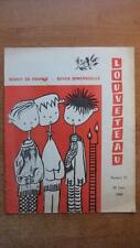 SCOUTISME / REVUE LOUVETEAU N° 13 SEPTEMBRE 1960 - SCOUTS DE FRANCE
