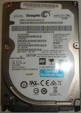 Seagate 500GB Laptop Thin Hard Drive 2.5 SATA ST500LM021