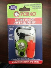 Fox 40 Xplorer Whistle/Light