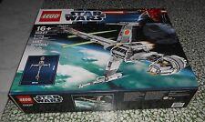 LEGO Star Wars 10227 B-Wing Starfighter - NEW SEALED MISB RARE NEVER PLAYED OVP