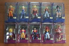 Banpresto Dragonball Z & GT Box Figure Collection Full Set 10 pcs Japan Gokou