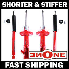 MK1 Performance Stiff Shorter Shocks Struts For Lowered 06-11 Civic Coupe & Si
