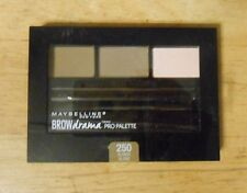 MAYBELLINE BROW DRAMA PRO PALETTE EYESHADOW eye shadow 250 BLONDE unsealed