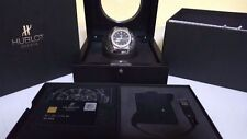 HUBLOT TITANIUM CLASSIC FUSION 45MM BLACK RUBBER STRAPS | ORIGINAL PACKAGING