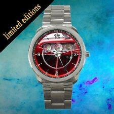 The New!! 1964 ford fairlane thunderbolt red Steering classic car watch