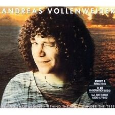 "ANDREAS VOLLENWEIDER ""BEHIND THE GARDENS""  CD NEU"