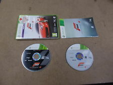 Xbox 360 Pal Game FORZA MOTORSPORT 4 with Box Instructions