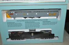 HO scale Proto 2000 Louisville & Nashville RR EMD E8/9 locomotive train