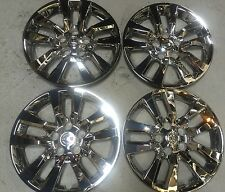 "NEW 16"" CHROME 53088 Hubcaps Wheelcover Set of 4  2012 13 14 15  Nissan Altima"
