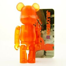 "Medicom Bearbrick 100% Be@rbrick 3"" Series 1 Jellybean w/card Kidrobot art"
