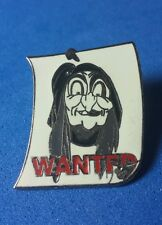 Old Hag Wanted Posters Cast Lanyard Disney Pin with Hidden Mickey Snow White