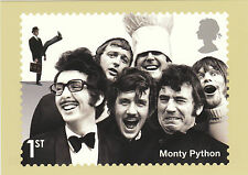 POST OFFICE POSTCARD - COMEDY GREATS - MONTY  PYTHON