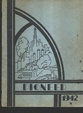 Greenville NY Free Academy Central School yearbook 1942 High School (Grades 12-1