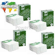 40 x Genuine Numatic NVM-1CH Hoover Dust Bags for NSQ250 NSR-200A Nuvac UK Stock