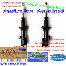 2 Struts Mazda 121 DB Bubble 1.3L 1.5L Brand New Front Shock Absorbers 90-97