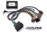 ALPINE APF-D101AU comandi al volante e recupero display Audi - Seat