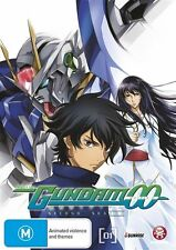 Mobile Suit Gundam 00 Season 2 Vol. 1 DVD NEW