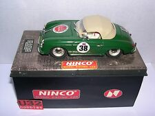 qq 50126 NINCO PORSCHE 356A SPEEDSTER No 38 PORSCHE MEETING