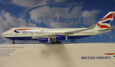 Hogan Ali 1:200 Boeing 747-400 British Airways G-431A + Herpa-wings Catalogo