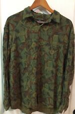 Vintage Guess Men's Button Up Long Sleeve Shirt Size XL 90's Old School Rap
