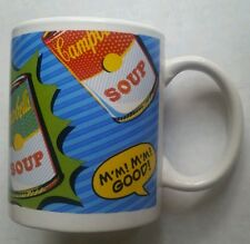Campbell's Soup Cup 2011 Gibson Coffee Mug Tea Pop Art Andy Warhol Mm! Mm! Good!