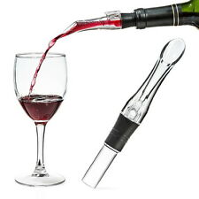 Portable Aerating Pourer Decanter Red White Wine Spout Wine Bottle Aerator