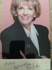 6x4 Hand Signed Photo of Esther Rantzen Childline