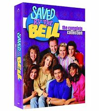 Saved By The Bell .  Season 1 2 3 4 5 + Movies . California Highschool . 13 DVD