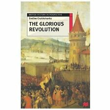 Glorious Revolution (British History in Perspective) by Cruickshanks