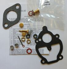 Carburetor kit for Farmall W/Zenith Carburetor Series-61-62-67-68-161-267