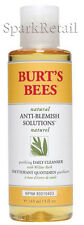 Burt's Bees Organic Anti-Blemish Solutions Purifying DAILY CLEANSER 145ml