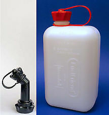 Motorcycle FuelFriend JERRY CAN 2L + angled spout, from Germany