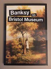 Original Banksy vs Bristol Museum Full Postcard Set of 12 Mint, Sealed