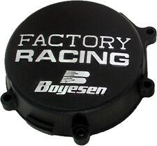 BOYESEN FACTORY RACING IGNITION COVER (BLACK) Fits: Kawasaki KX65,KX60,KX80,KX80